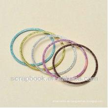 Scrapbooking Produkte aus China / schöner runder Rahmen mit hoher Qualität