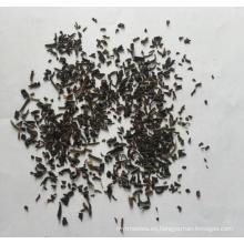 El fabricante 2017 suministra té negro extra
