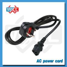 BS UK standard 13A 250V power cord for printer