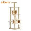 Mode Diy Pet Cat House Kletterturm Baum