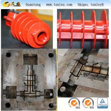 PC meterial каналом литье среднего напряжения передачи и распределения оборудования пластиковые инъекции плесень
