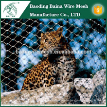 Protecting animals stainless steel wire mesh fence made in China
