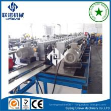 Personnaliser la machine de formage de rouleaux de conduit automatique
