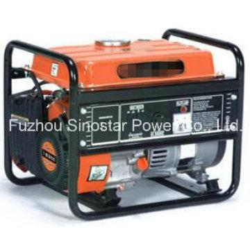 1.8kVA ao gerador da gasolina de refrigeração ar da série de 5.5kVA Mtg