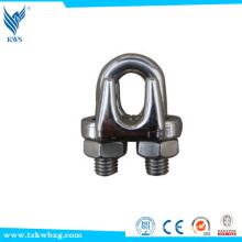 AISI M16 304 braçadeiras de aço inoxidável de amostra livre usadas em equipamentos elétricos