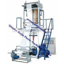 máquina de extrusión de película plástica