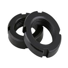 Écrou de blocage de roulement en acier au carbone M10M12M15 DIN981