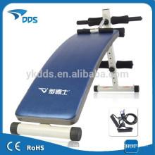 Nueva multifunción abdomen supina Junta/Sit ejercicios banco/banco del ejercicio sentarse de gimnasio en casa