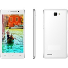 Caméra WCDMA 2100 5.0MP 5 '' IPS Dual Core OEM S5005 Smart Phone