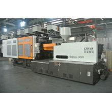 500ton máquina de moldagem por injeção de plástico com economia de energia servo