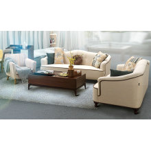 New Arrival Fabric Sofa, Home Furniture, Simple Design Sofa (M615)