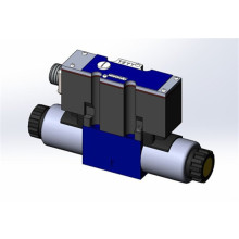 Advanced proportional control hydraulic relief valve