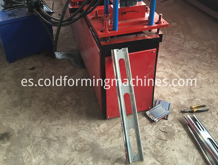 shutter door roll forming machine 15