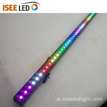بروجيكتور DMX RGB LED بكسل شريط للخارجية
