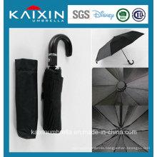 High Quality Fancy Model Black Folding Umbrella