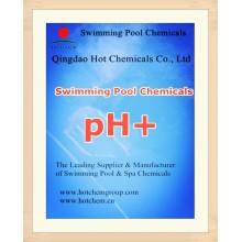 Кальцинированной соды свет для плавательного Бассеина химикатов водоочистки карбонат натрия
