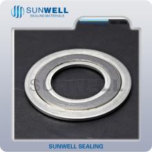 Joint enrouleur en spirale, joint d'étanchéité intérieur et extérieur, joint d'étanchéité