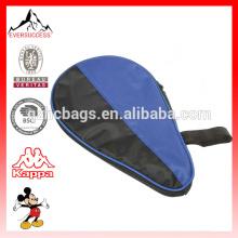 Bolsa impermeável do saco de pá do sibilo do tênis de mesa do caso (ES-Z296)