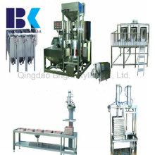 Machines de traitement du soja entièrement automatiques