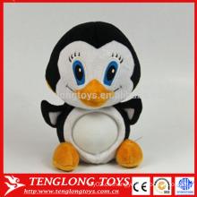 Fabricante animal LED felpa de juguete de pato