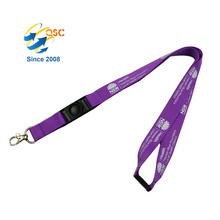 Oem Best Sale New Arrival Polyester Lanyard For Medals