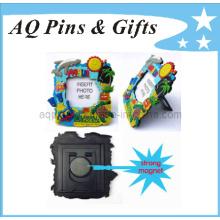 Soft PVC Photo Frames com 3D Logo