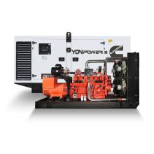 15kw-1500kw biogas generator with cummins