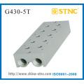 G serie colector para electroválvula