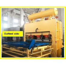 Ölzylinder hydraulische Presse für Melamin-Laminierung