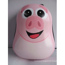 PC Cute Pink Animals Backpack for Kids (HX-W3587)