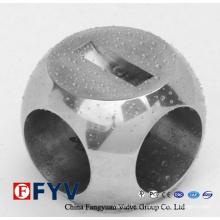 Bolas de piezas de válvula API para válvula de bola