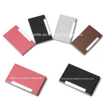 2016 Atacado Card Case Promoção Gift Business Card Holder