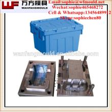 China suministra productos de calidad cajas de plástico para moldes de inyección de frutas y verduras