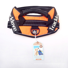 2021 Explosion-proof anti-scouring chest back large dog vest type traction rope