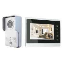 Touch-Taste Kabelgebundene Villa Tür Video-Telefon