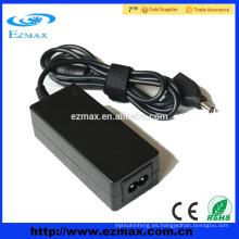 Dongguan Single Universal adaptador de ordenador portátil de conmutación fuente de alimentación portátil cargador de CA 60W 65W 90W 120W para portátil, CCTV, LED