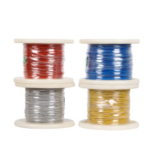 AF200X 24AWG 7/0.20mm colorful customized fep tinned copper wire