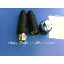 dinse welding cable connector