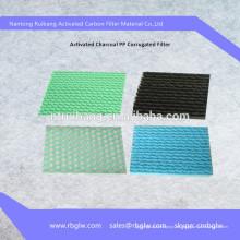 Fabricación de carbón activado con filtro de alta calidad de PP