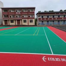 outdoor pickleball court flooring pp vinyl flooring outdoor tile click for sport pvc sports flooring
