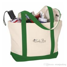 Promotional packaging storage tote bags