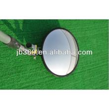 espejo de inspección para uso de seguridad