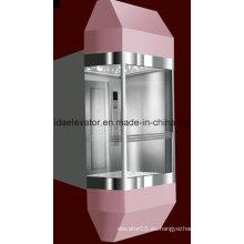 Elevador panorámico de alta calidad y de precio barato