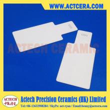 Aislamiento eléctrico Al2O3 Lámina / placa / sustrato de cerámica de alúmina
