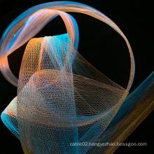 Fiber Optic Grid For Outdoor lighting