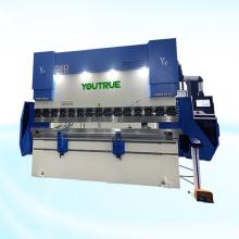 Electro hydraulic synchronous 3m nc press brake machine 150 ton machine for sheet metal bending