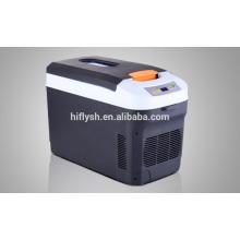 HF-22L (109) DC 12 V / CA 220 V 55 W refrigerador refrigerartor del coche caja de refrigeración del coche mini refrigerador portátil del coche (certificado CE)