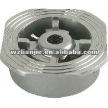 CF8M Stainless Steel Spring Loaded Wafer Check Valve