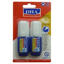 Liquide de correction de stylo correcteur de pointe en métal fin Dh-809d2