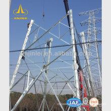 Overhead Line Transmission Steel Pole